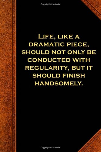 Read Online Ben Franklin Quote Journal Life Dramatic Piece Vintage Style: (Notebook, Diary, Blank Book) (Famous Quotes Journals Notebooks Diaries) PDF