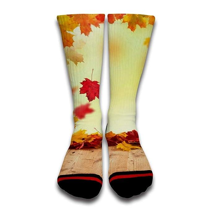VenenoDulce 3D Impreso Calcetines de Algodón para Hombre y Mujer Transpirables Calcetines Gracioso de Negocios y Uso Diario White: Amazon.es: Ropa y ...