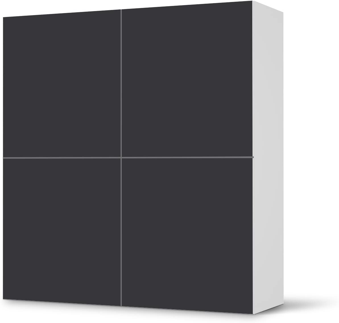 Ikea Besta Cabinet Square 4 A Door Furniture Self Adhesive Film