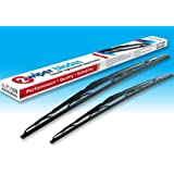 FORD FUSION REPLACEMENT WINDSCREEN/WINDOW WIPER BLADES - PAIR OF