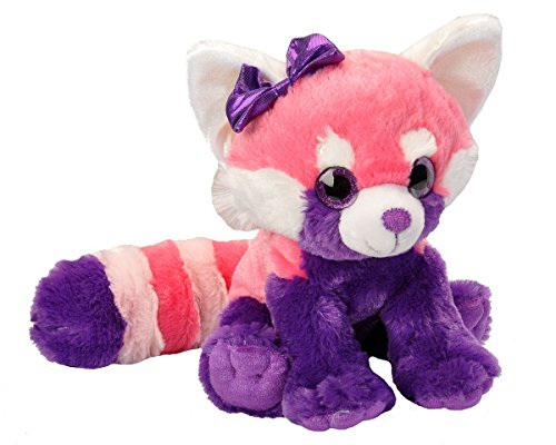 Wild Republic Red Panda Plush, Stuffed Animal, Plush Toy, Gifts for Kids, Sweet & Sassy 12 Inches