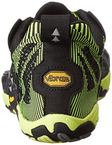 Fivefingers Multicolore noir De Jaune Hommes Vibram Kmd Chaussures Fitness Pour Evo w8AqAnXz