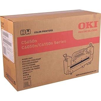 Amazon.com: Okidata Kit Fuser Unit 120 V/43853101 ...