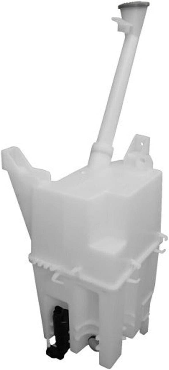 New Washer Fluid Reservoir For 2014-2015 Nissan Rogue Without Premium Package Includes Pump And Inlet NI1288167