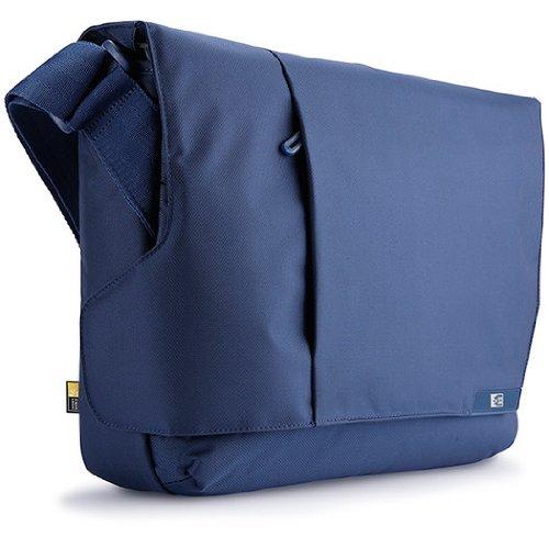 "Case Logic Carrying Case / Messenger 14.1"" Laptop/iPad - Ink"