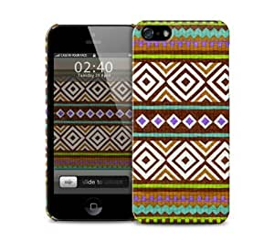 Vintage Mosaic Pattern iPhone 5 / 5S protective case