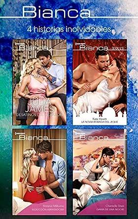 E-Pack Bianca febrero 2019 eBook: , Varias Autoras, Vidal Verdia, Julia Mª, Freire Hernández, Catalina, Mauleon Montes, Rosa: Amazon.es: Tienda Kindle