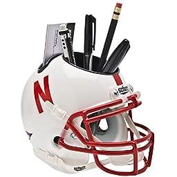 NCAA Nebraska Cornhuskers Mini Helmet Desk Caddy
