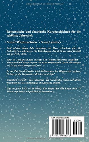 Kurzgeschichte Weihnachten.Kein Weihnachten Ist Auch Keine Lösung Kurzgeschichten Taschenbuch