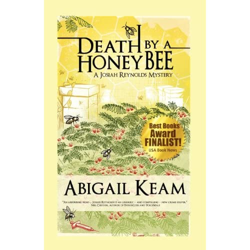 Best Book Cover Awards ~ Book review of death by a honeybee readers favorite