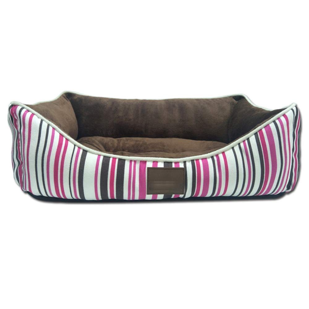 B 604017cm 24167in B 604017cm 24167in Kennel Dog Bed Four Seasons Universal Cat Nest Large Dogs Pet Nest,B-60  40  17cm 24  16  7in