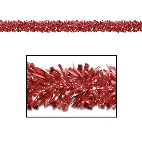 Beistle 50281 R Resistant Metallic Festooning