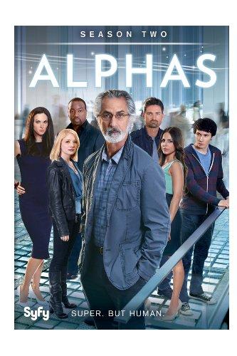 Alphas: Season 2 (Alphas Complete Series)
