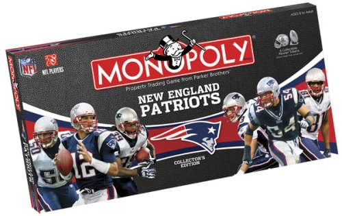Usaopoly Patriots Monopoly by USAopoly