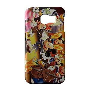 WWAN 2015 New Arrival mickey mouse and friends 3D Phone Case for Samsung S6