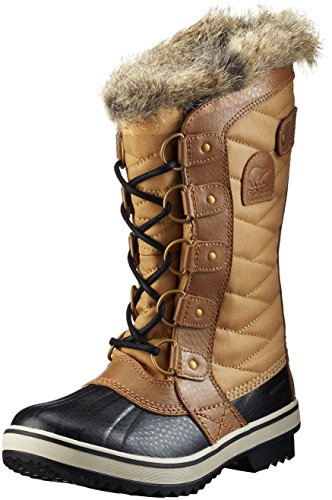 Brown II Tofino Sorel Curry Women's Fawn Boots Ipnwa