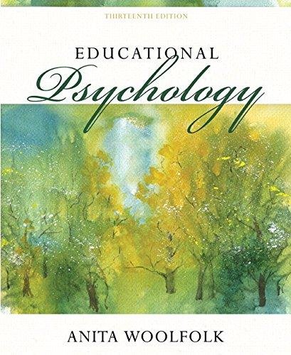 Educational Psychology (Ll) W/Access