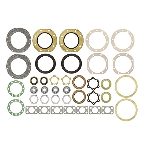 Toyota Knuckle Rebuild Kit without Wheel Bearings (Japanese Trunnion (Japanese Bearings)