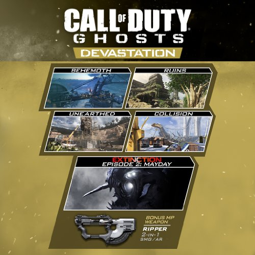 Call of Duty: Ghosts - Devastation (PS3) - PS3 [Digital Code]