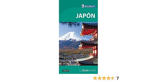 Japón (La Guía verde): Amazon.es: Michelin: Libros