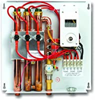 Ecosmart Eco 27 Electric Tankless Water Heater 27 Kw At 240 Volts 112 5 Amps With Patented Self Modulating Technology Amazon Sg Home Improvement