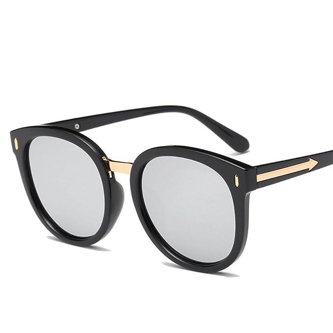 Shop 6 Gafas de sol Gafas de sol polarizadas conducción de ojos polariza gafas de sol de cara redonda para mujer.: Amazon.es: Ropa y accesorios