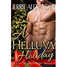 A Helluva Holiday (Lost and Found, Inc. Book 5)