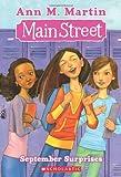 September Surprises, Ann M. Martin, 043986884X