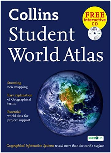 Book Collins Student Atlas - World Atlas