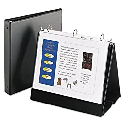 AVE12880 - Avery Easel Binder with Round Ring