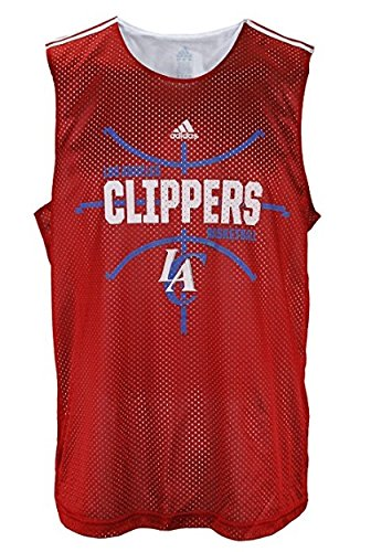 Los Angeles Clippers NBA Men's Hoops Tank - Red (X-Large)