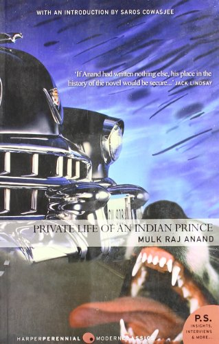 Private Life Of An Indian Prince ( Pb )
