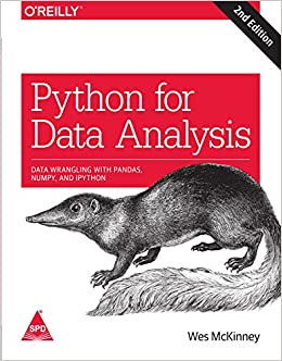 Buy Python for Data Analysis: Data Wrangling with Pandas, NumPy, and