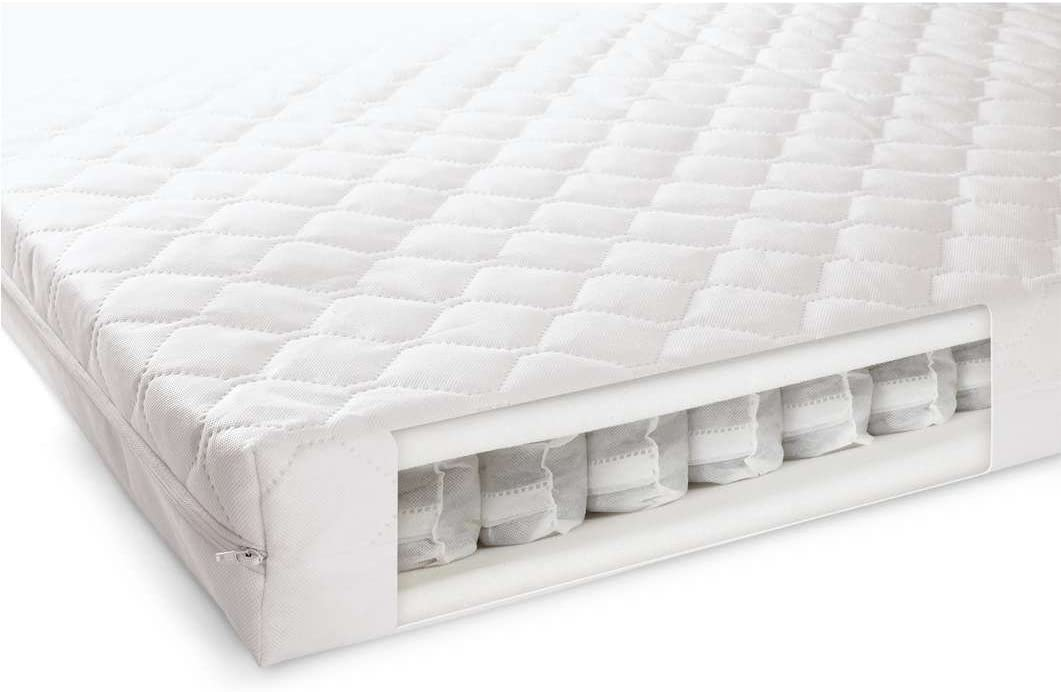BREATHABLE FOAM MATTRESS COT BED MATTRESS FOR MAMAS /& PAPAS 400 TODDLER