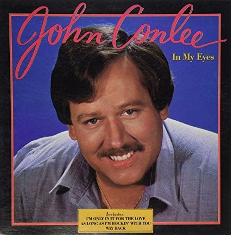 Price comparison product image JOHN CONLEE - in my eyes MCA 5434 (LP vinyl record)