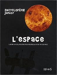 L'espace par Laure Salès