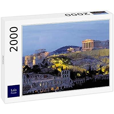 Lais Puzzle Atene 2000 Pezzi