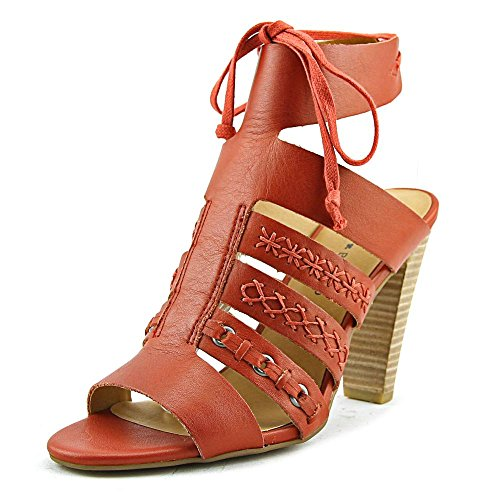 Sandals Lucky Strap Picante Toe Ankle Casual Open Womens Leather Radfas Brand OqUwzOR