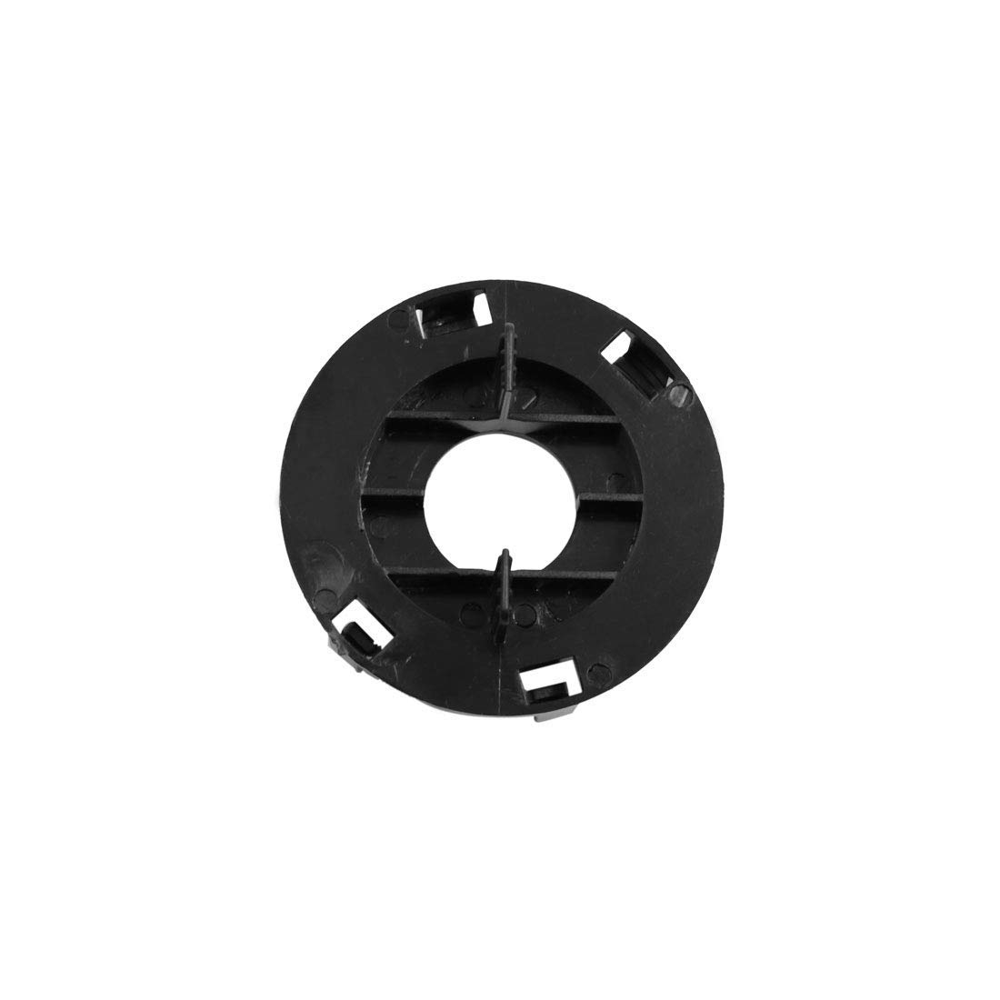 swh890308ca342508 SuperWarehouse Black Plastic Car LED Bulbs Head Lights Clip Adapter Holder for Hyundai Tucson