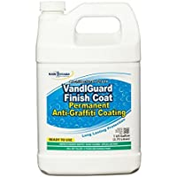 Vandlguard Finish Coat Anti-Graffiti Non-Sacrificial Coating, 1 Gallon Container by Rainguard International