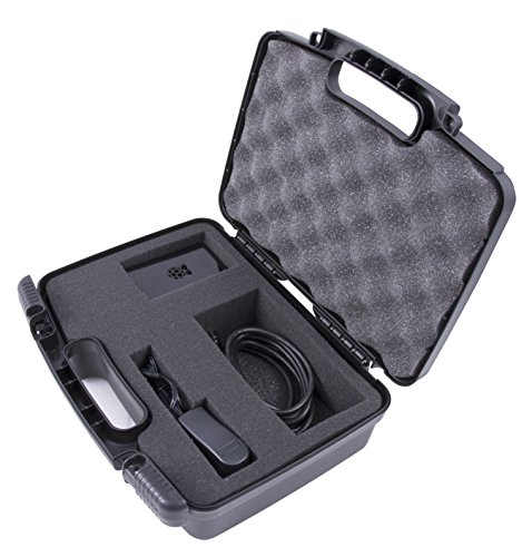 TOUGH Mini Desktop Travel Case for Barebone Computer Boards and Accessories - Works for Raspberry Pi 2 B B+ , Arduino Uno , Banana Pi , Zotac w/ Chargers , Adapters , Power Supply , Mouse and More