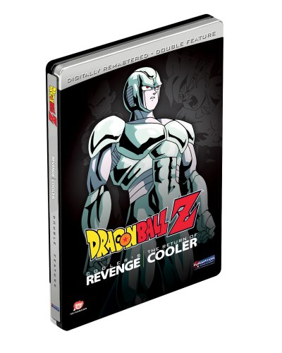 Dragon Ball Z: Coolers Revenge / The Return of Cooler (Double Feature) (Steelbook Packaging) by Dragonball Z