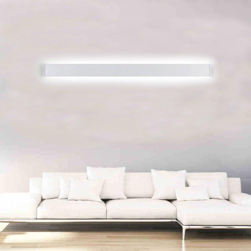 K-Bright 30W Spiegelleuchte,32 zoll,IP44,Spiegellampe,Dekorative Licht Nachtlampe,Weiß,Natürliches Weiß 32 Inches,white,natrual White