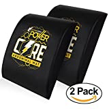 Cheap Epitomie Fitness Power Core Ab Mat & Sit Up Pad – Ab Mats For Sit Ups & Ab Cruncher Workouts (2 Pack Yellow)