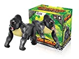 Electronic Walking Gorilla Animal Toy Monkey Kong With Lights & Sounds
