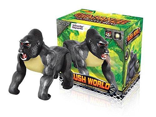 Electronic Walking Gorilla Animal Monkey