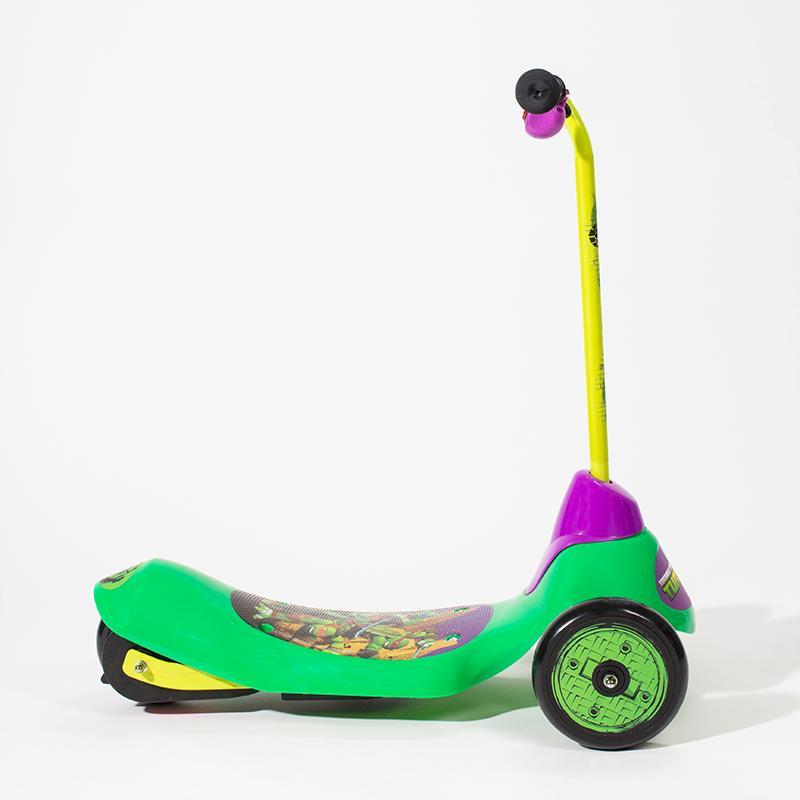 Teenage Mutant Ninja Turtles Electric 3-Wheel Scooter: Toys & Games