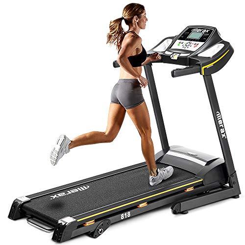 Agarwood Treadmills Folding Electric Treadmill Power Motorized Fitness Running Jogging Machine