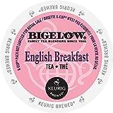 Bigelow K-Cup for Keurig Brewers, English Breakfast Tea , 24 count (Pack of 4)