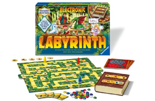 Ravensburger Electronic Labyrinth Family Game